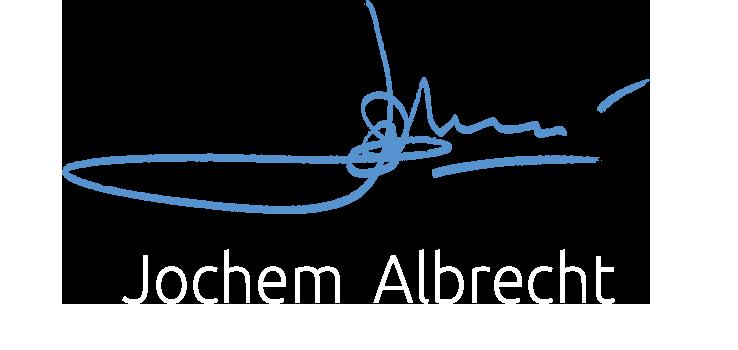 Jochem Handtekening